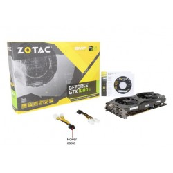 ZOTAC GeForce GTX 1080 Ti AMP Edition 11GB GDDR5X 352-bit Gaming Graphics Card VR Ready