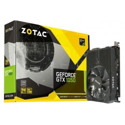 ZOTAC GeForce GTX 1050 DirectX 12 2GB 128-Bit GDDR5 PCI Express 3.0 HDCP Ready Video Card