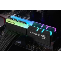 G.SKILL TridentZ RGB Series DDR4 2400 16GB (2 x 8GB) 288-Pin DDR4 SDRAM (PC4 19200)
