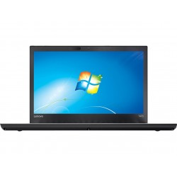 Lenovo Laptop ThinkPad T470 Intel Core i5 6th Gen 6200U (2.30 GHz) 4 GB Memory 500 GB HDD Intel HD Graphics 520 14.0""