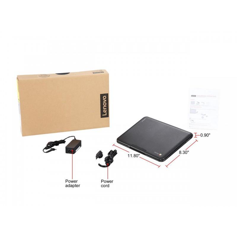 Lenovo N22 Chromebook Intel Celeron N3050 (1 60 GHz) 4 GB Memory 16