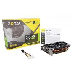 ZOTAC GeForce GTX 1060 AMP! 6GB GDDR5 Super Compact Dual-Fan IceStorm Cooling FREEZE Fan Stop