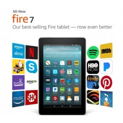 "All-New Fire 7 Tablet with Alexa 7"" Display 8 GB"